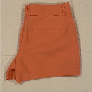 NWT! Light pink/peach color chino shorts
